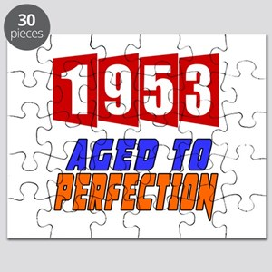1953 Aged To Perfection Puzzle