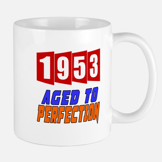 1953 Aged To Perfection Mug