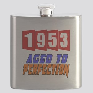 1953 Aged To Perfection Flask