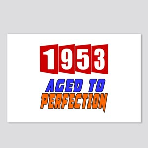 1953 Aged To Perfection Postcards (Package of 8)