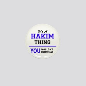 It's HAKIM thing, you wouldn't underst Mini Button