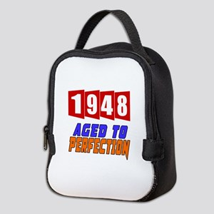 1948 Aged To Perfection Neoprene Lunch Bag