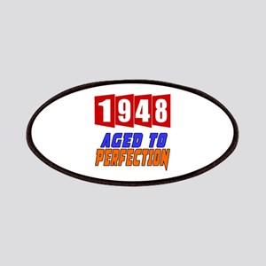 1948 Aged To Perfection Patch