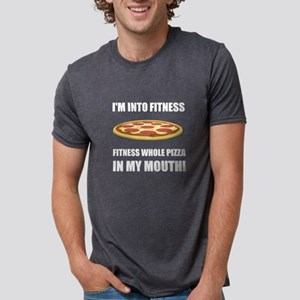Fitness Whole Pizza T-Shirt