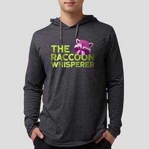 Raccoon Whisperer Long Sleeve T-Shirt