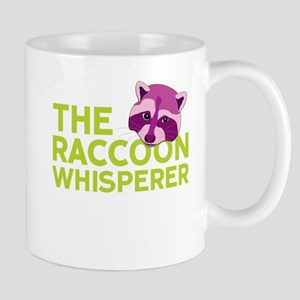 Raccoon Whisperer Mugs
