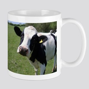 Cow Stainless Steel Travel Mugs