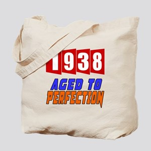 1938 Aged To Perfection Tote Bag