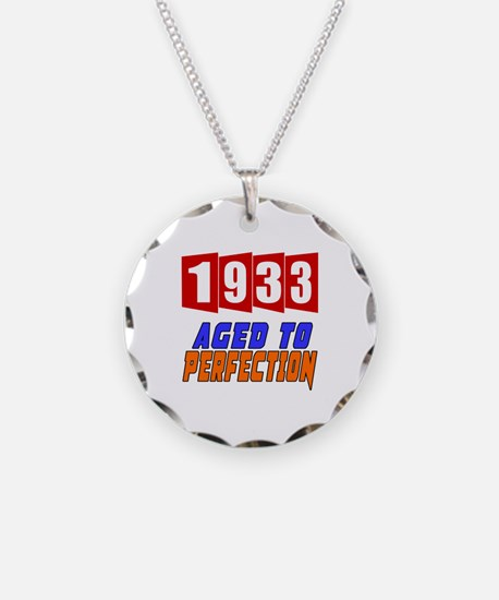 1933 Aged To Perfection Necklace