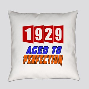 1929 Aged To Perfection Everyday Pillow