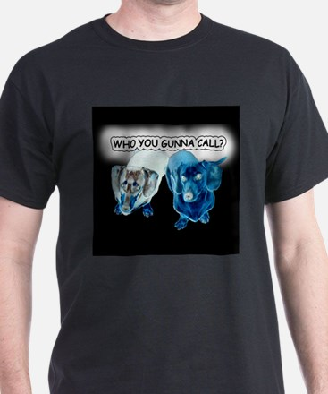 Who You Gunna Call Doxies T-Shirt