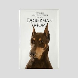 Doberman Mom Magnets