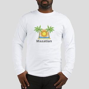 Mazatlan Long Sleeve T-Shirt