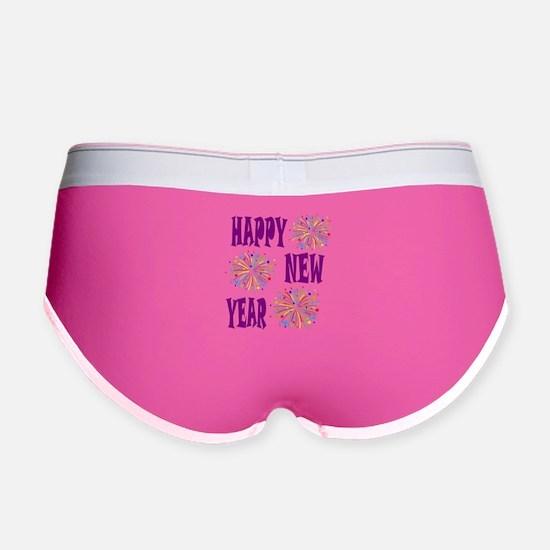 new year Women's Boy Brief
