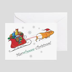 Merwheeee Christmas! Greeting Cards (Pk of 10)