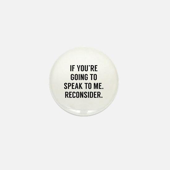 Reconsider Mini Button