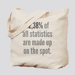 Made Up On The Spot Tote Bag