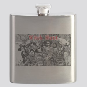 Witch Hunt: The Indictment Flask