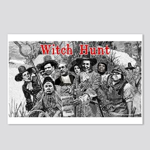 Witch Hunt: The Indictmen Postcards (Package of 8)