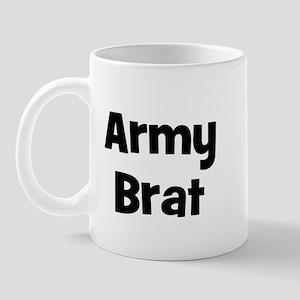 Army Brat Mug