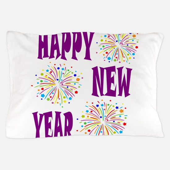 new year Pillow Case