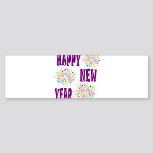 new year Bumper Sticker