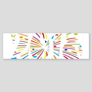 new year Bumper Sticker
