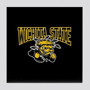 Wichita State Tile Coaster