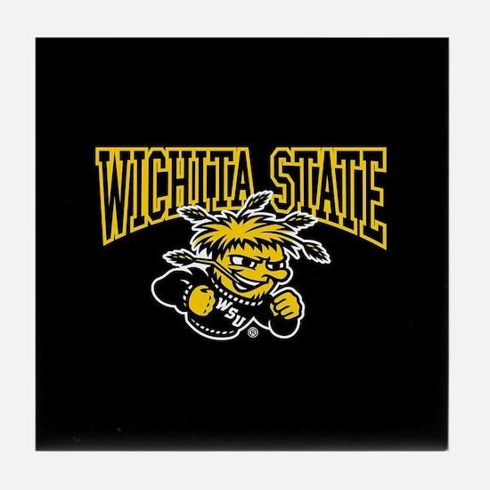 Wichita State Tile Coaster