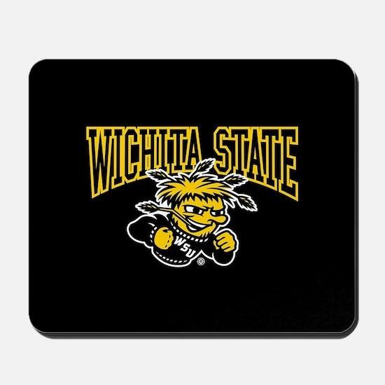 Wichita State Mousepad
