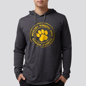 2-Sided Official Handler Mens Long Sleeve T-Shirt
