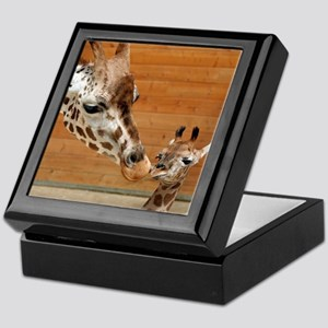 Giraffe_20171201_by_JAMFoto Keepsake Box