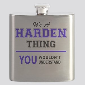 It's HARDEN thing, you wouldn't understand Flask