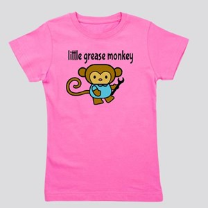 Little Grease Monkey Kids T-Shirt