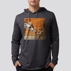 Giraffe_20171201_by_JAMFoto Long Sleeve T-Shirt