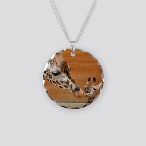 Giraffe_20171201_by_JAMFoto Necklace Circle Charm