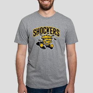 Shockers Mens Tri-blend T-Shirt