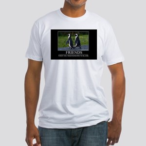 Friends Fitted T-Shirt