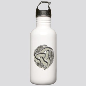 Odin Ancient Symbol Stainless Water Bottle 1.0L