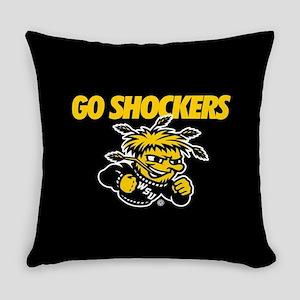 Go Shockers Everyday Pillow
