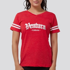 Ventura California Women's Dark T-Shirt