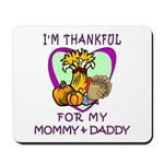 Thanksgiving Kids Mousepad