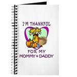 Thanksgiving Kids Journal