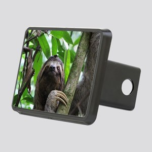Sloth_20171101_by_JAMFoto Rectangular Hitch Cover