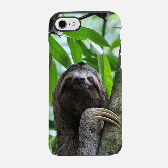 Sloth_20171101_by_JAMFoto iPhone 8/7 Tough Case