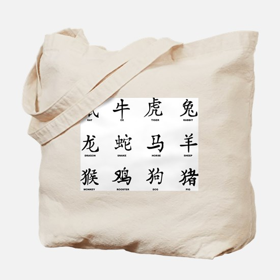 Funny Chinese new year Tote Bag