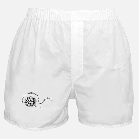 I'll Have a Pizza With Everyt Boxer Shorts