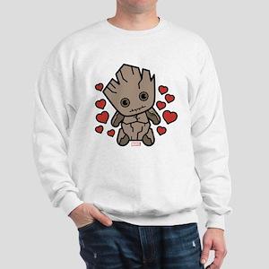 Groot Hearts Sweatshirt