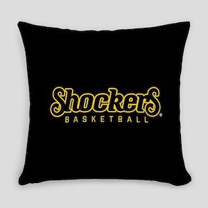 Shockers Basketball Everyday Pillow
