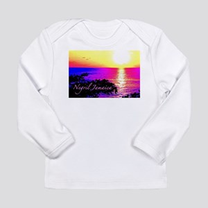 Negril, Jamaica Long Sleeve T-Shirt